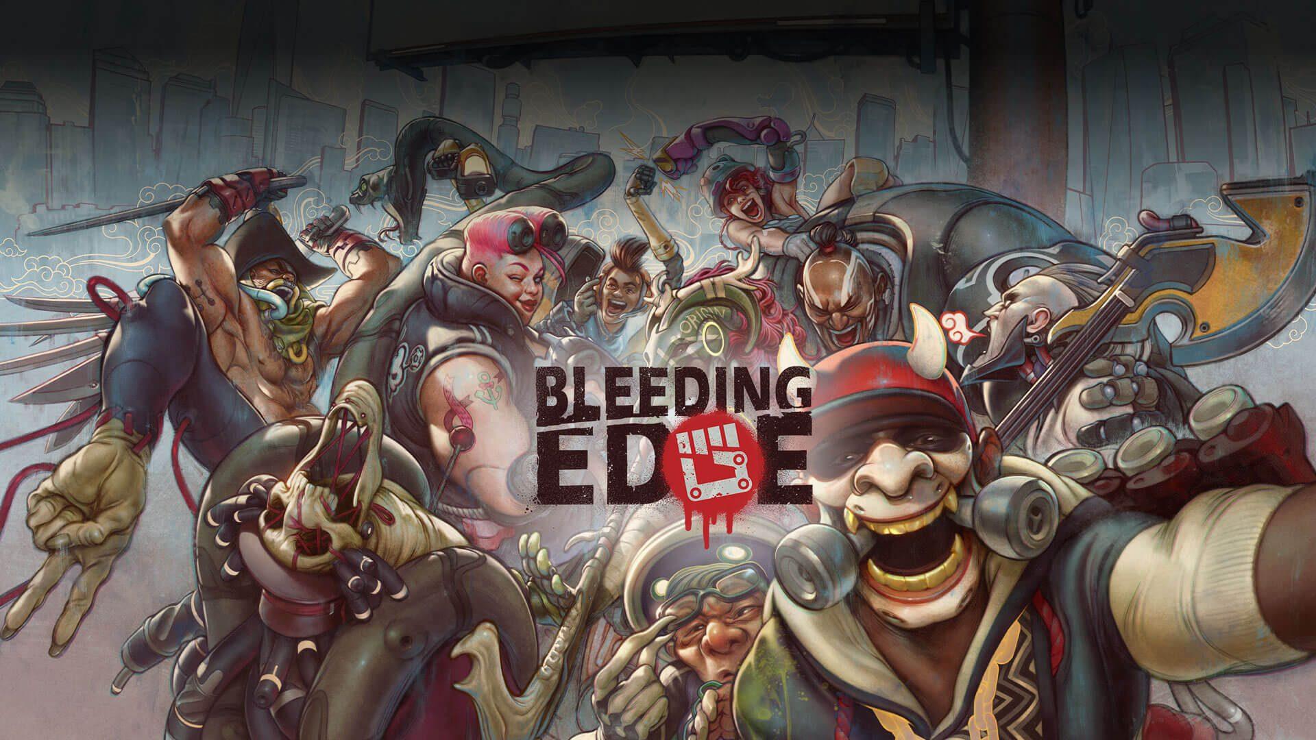 Revelada versão beta fechada e data de lançamento do Bleeding Edge