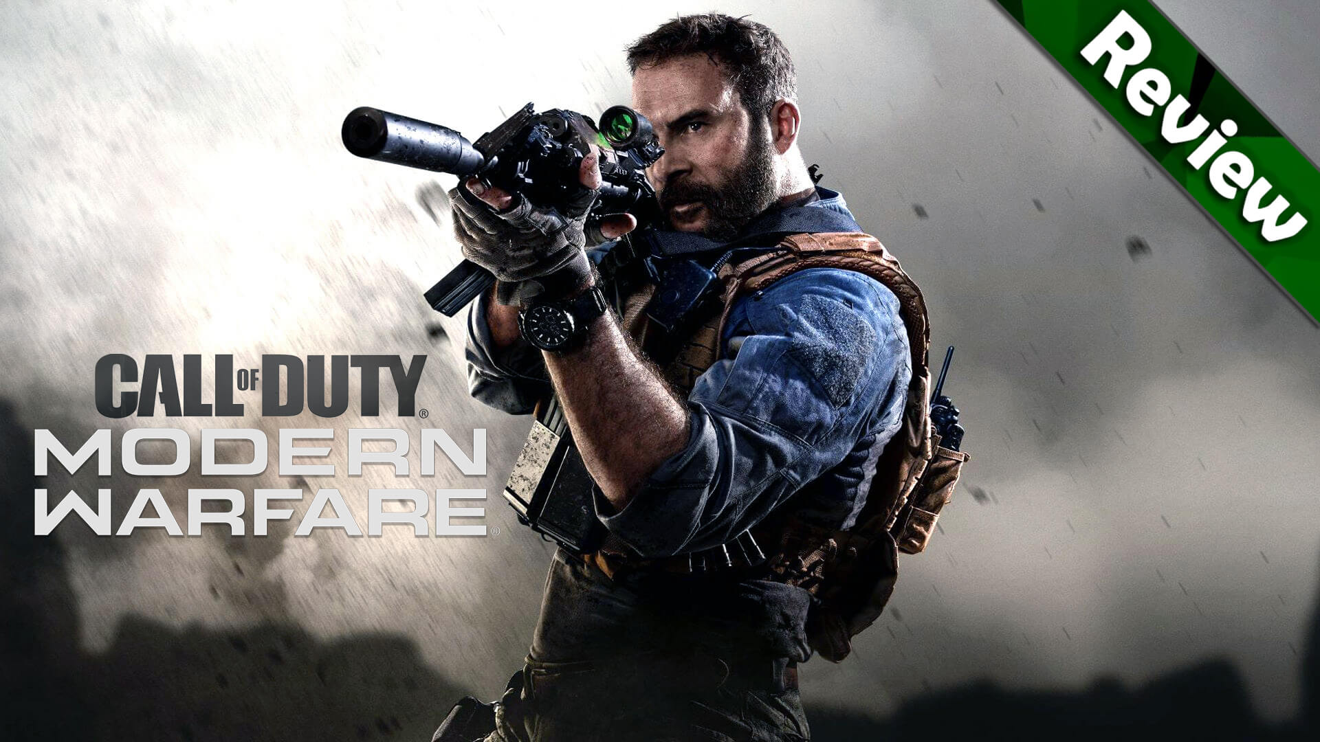 Revisão da campanha para um jogador de Call of Duty: Modern Warfare