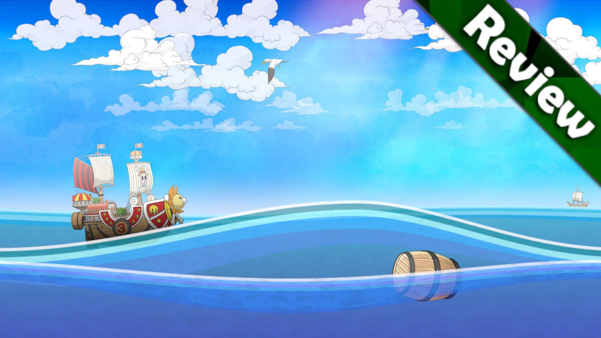 Revisão de One Piece Pirate Warriors 4 PC