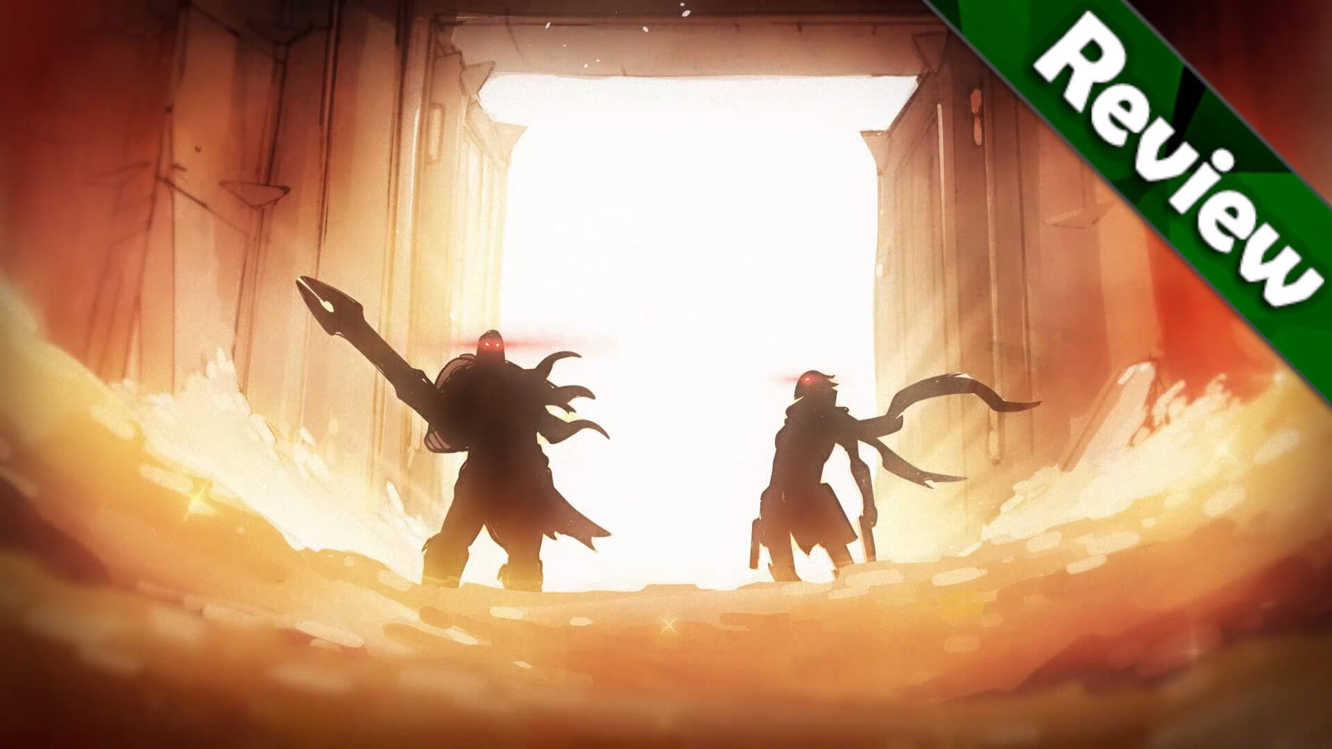 Revisão do PC de Darksiders Genesis
