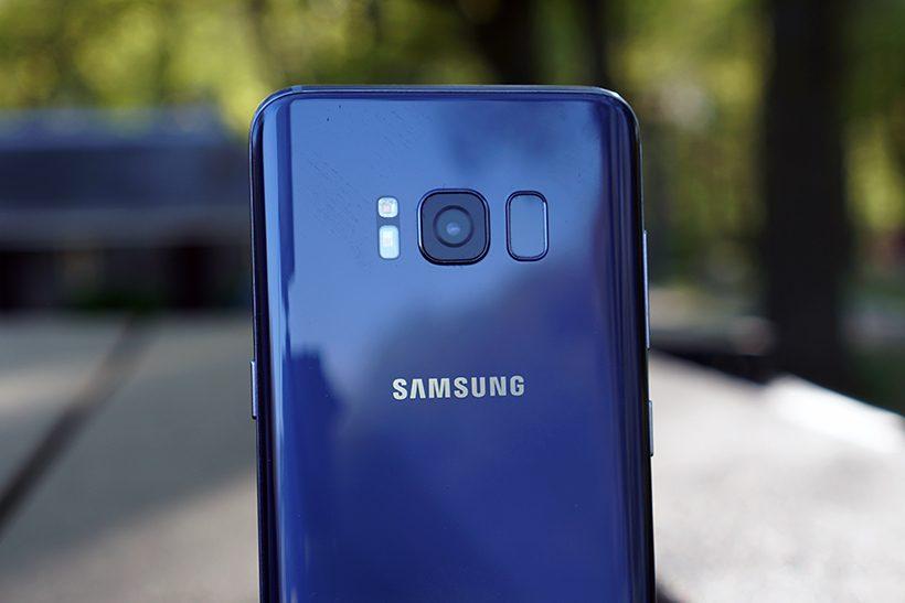 Samsung Galaxy S9 rumores de algumas atualizações previsíveis, melhor impressão digital ...