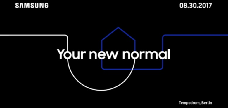 Samsung oficializa oficialmente o evento de 30 de agosto da IFA, mostrará 'o que ...