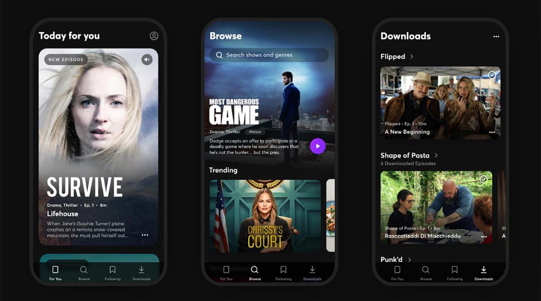 Serviço de vídeo Quibi para smartphones adiciona suporte ao Chromecast