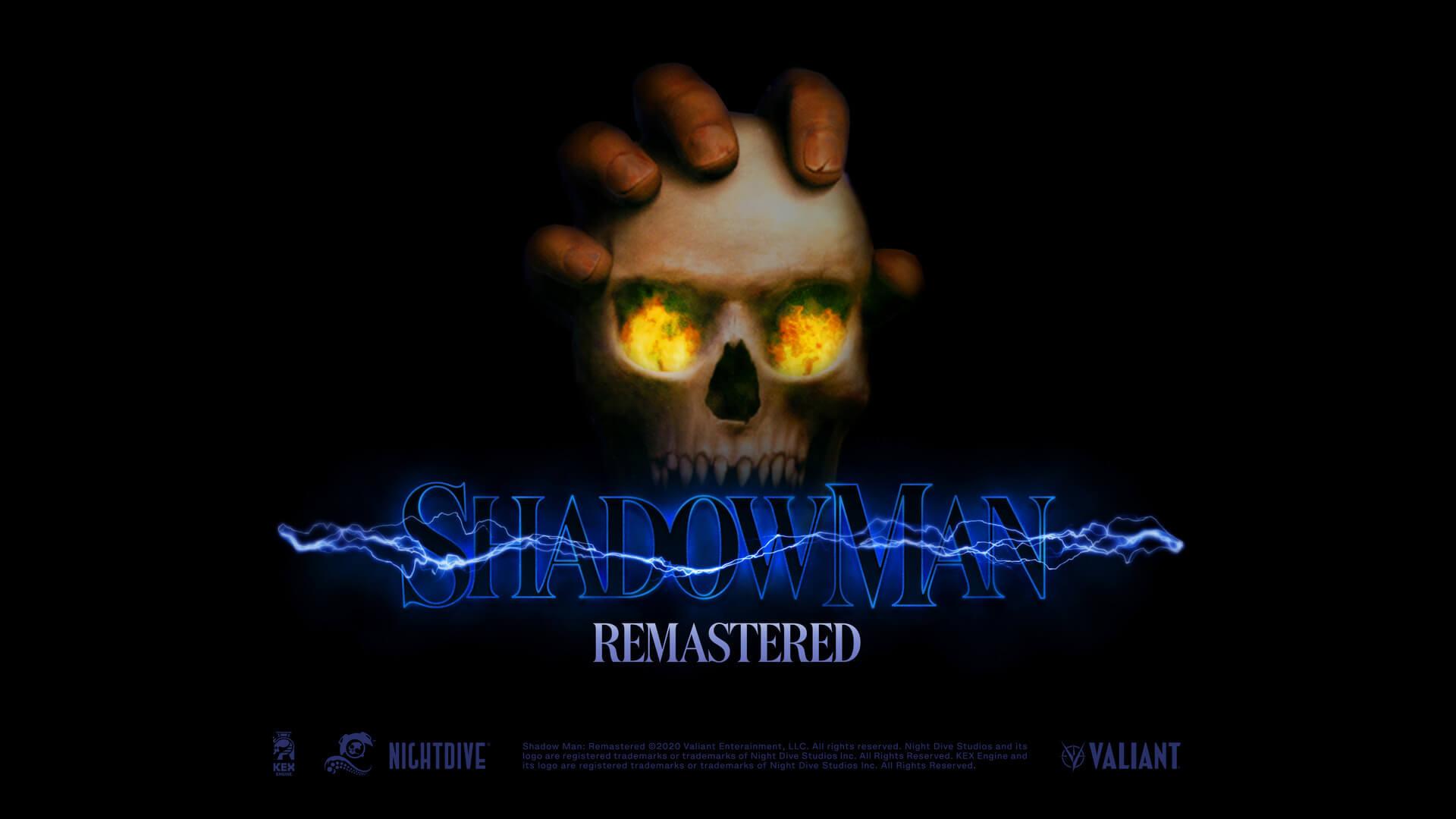 Shadow Man Remastered chegará ao PC em 2021, primeiro ...