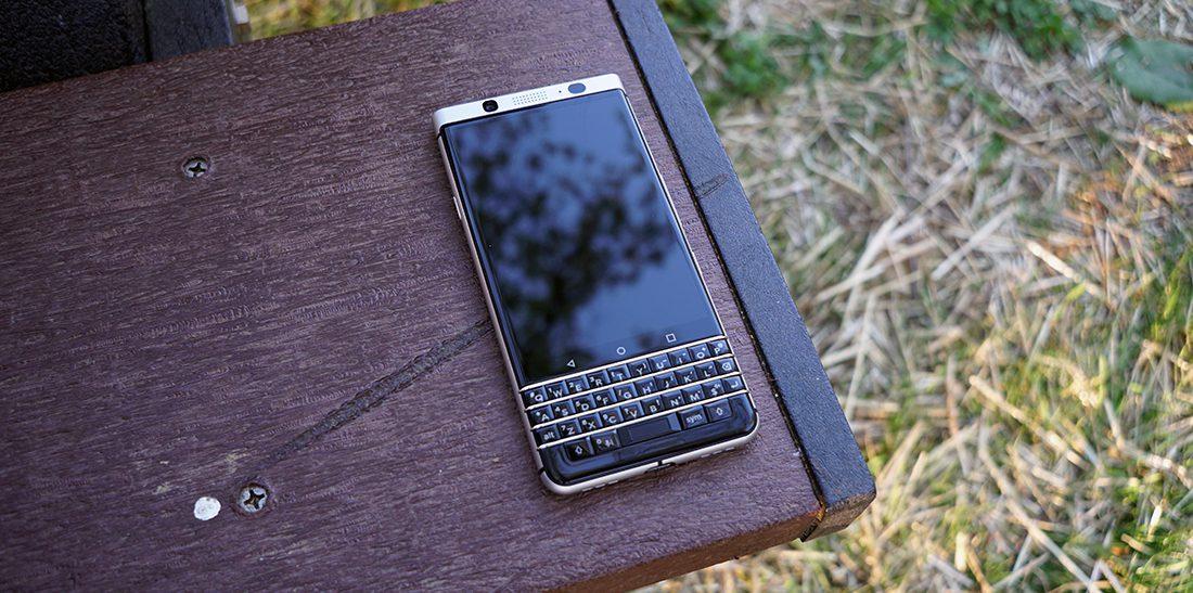 Sprint 'esclarece' situação de bloatware do BlackBerry KEYone, atualização de software em breve