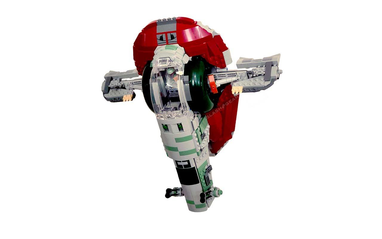 Star Wars Boba Fett's Slave I: Edição de 20º Aniversário LEGO Review