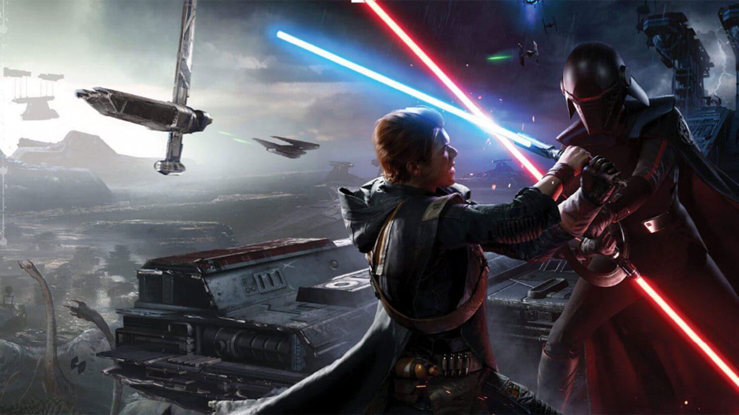 Star Wars Jedi: Ordem Caída e Terminator: Resistência com Ray Tracing ...