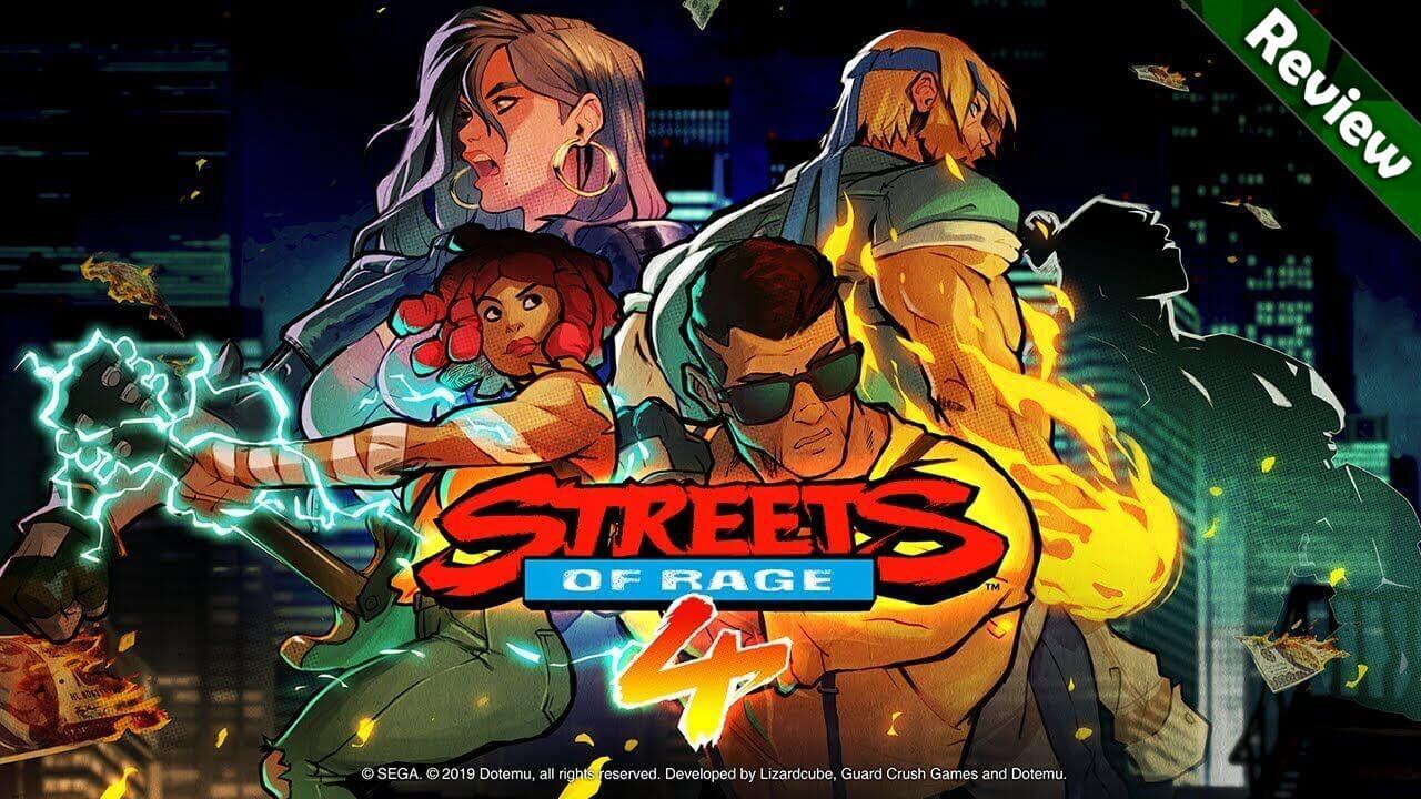 Streets of Rage 4 Review - De volta a um incêndio de ...