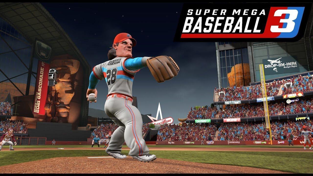 Super Mega Baseball 3 está chegando ao PC em abril ...