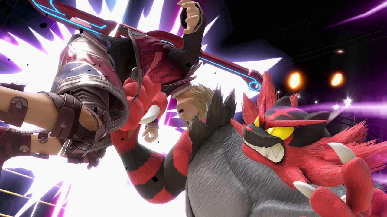 Super Smash Bros Ultimate quase não incluiu Incineroar