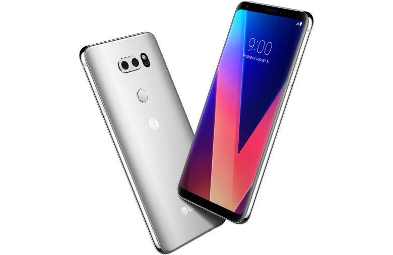 T-Mobile, Verizon e AT&T confirmam a disponibilidade do LG V30 'neste outono', ainda ...