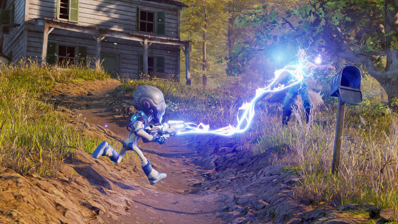 Destroy All Humans! Remake gets new gameplay trailer and PC demo