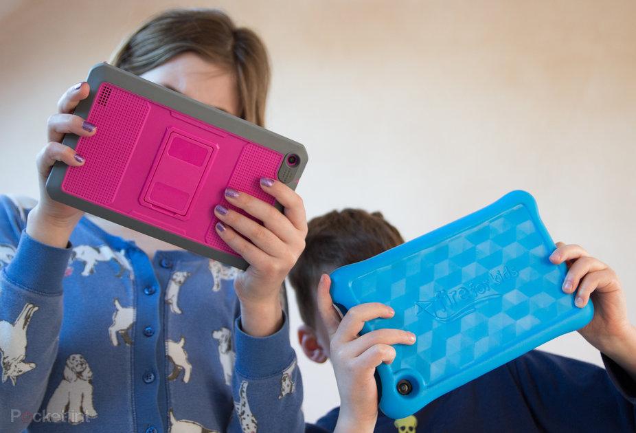 Tablets para crianças: como configurar um tablet Amazon Fire ...