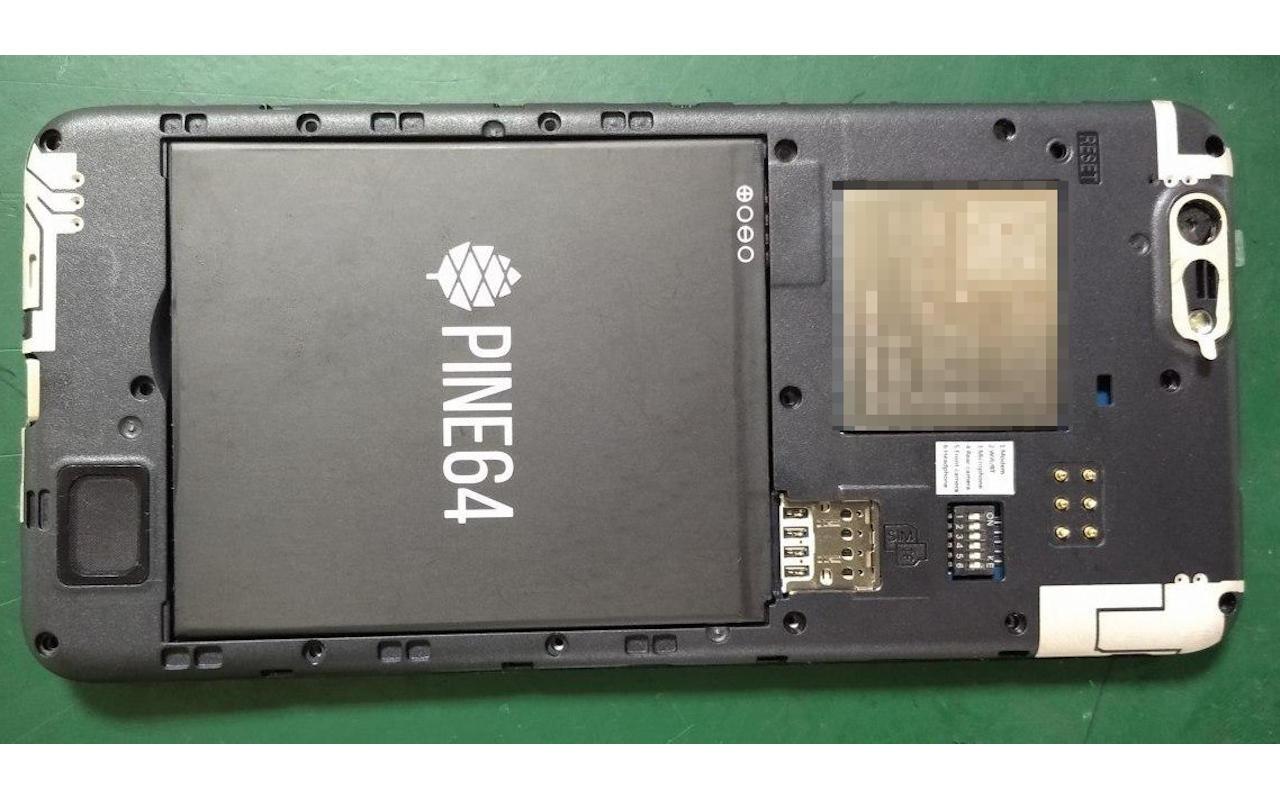 Telefone PinePhone Linux começa a ser enviado sexta-feira para os corajosos