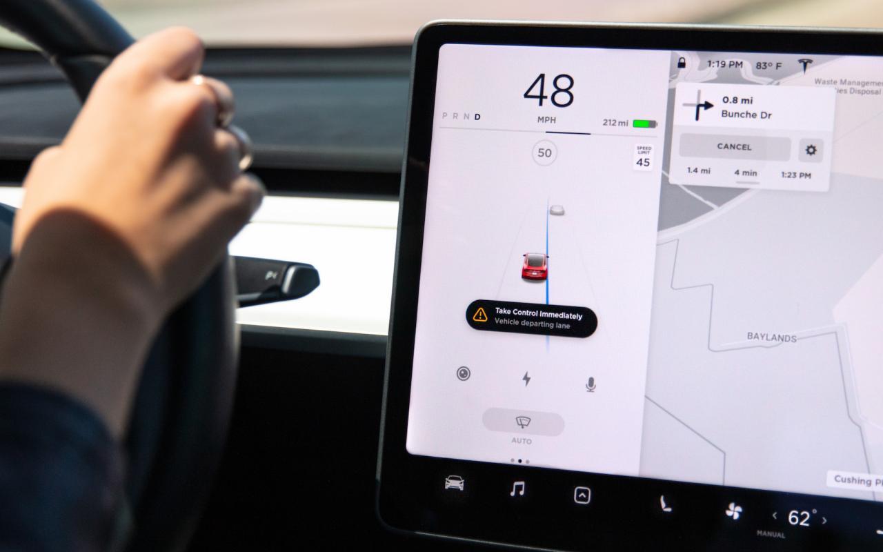 Tesla lança novos recursos de segurança para todos os proprietários ...