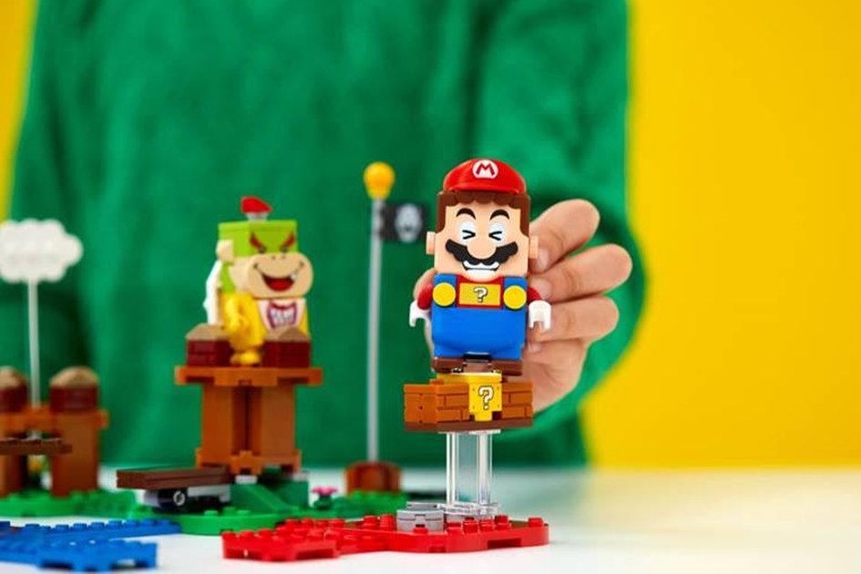 Todos os 16 jogos Lego Super Mario Lego detalhados - incluindo como ...