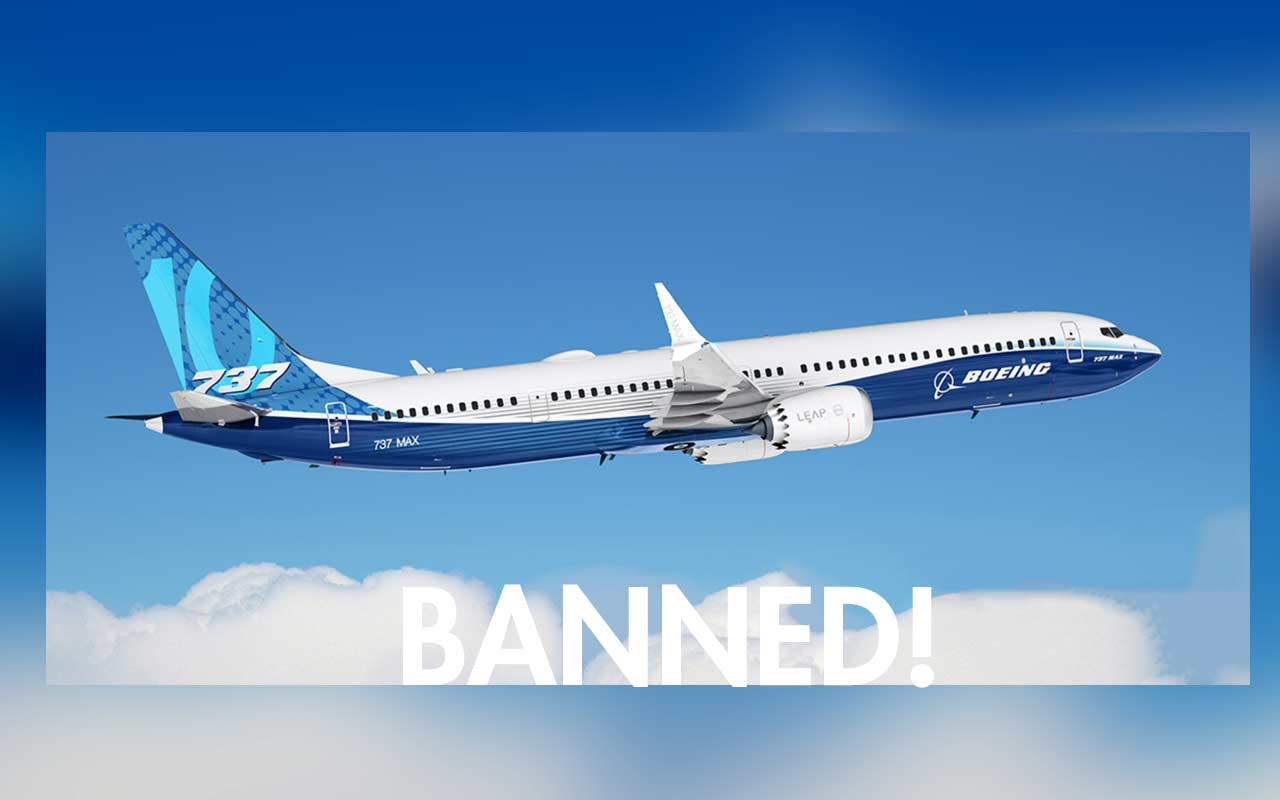 All Boeing 737 Max flights suspended in Europe, but not USA (yet)