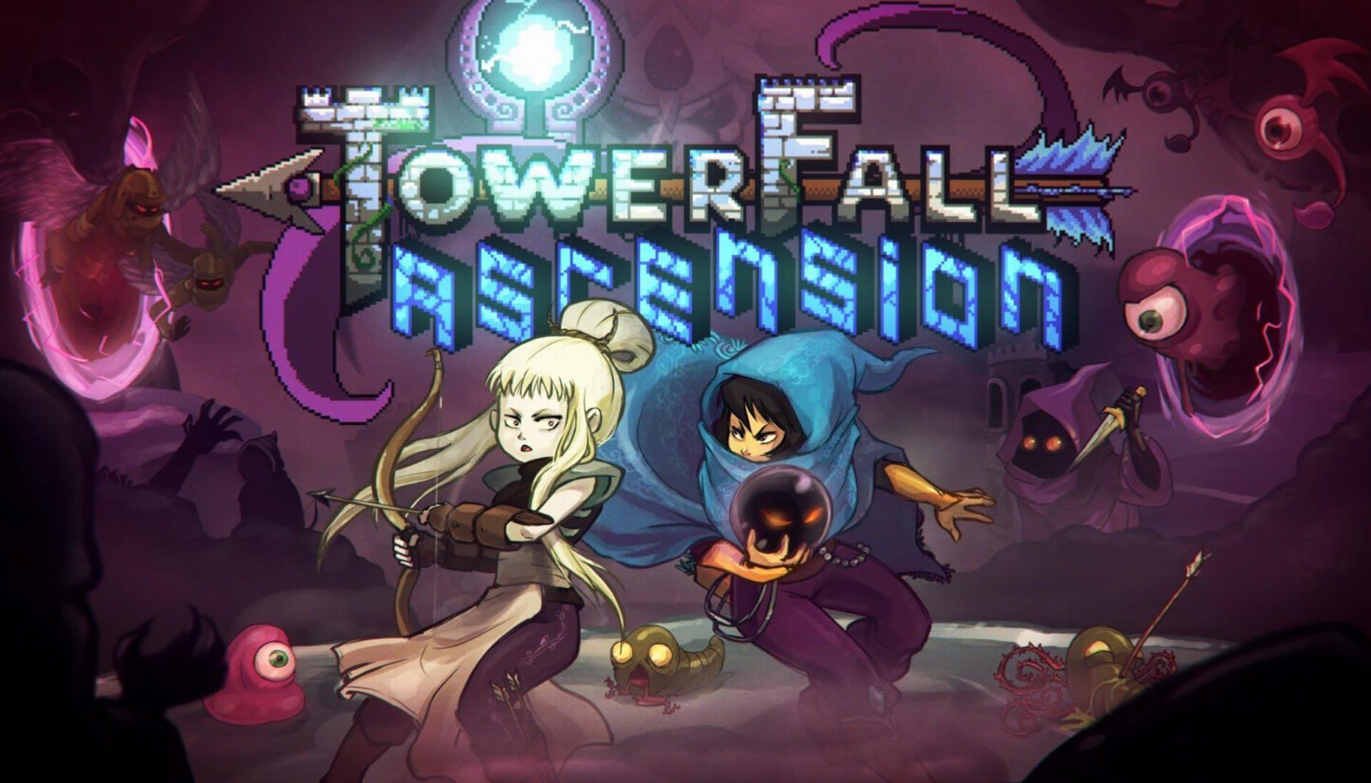 TowerFall Ascension agora está disponível gratuitamente na Epic Games Store para ...