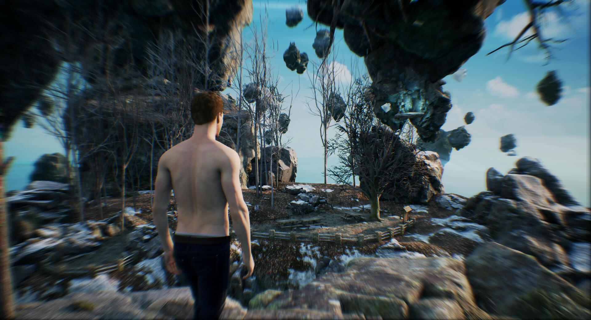 Twin Mirror has been delayed until 2020, will be timed-exclusive to Epic Games Store