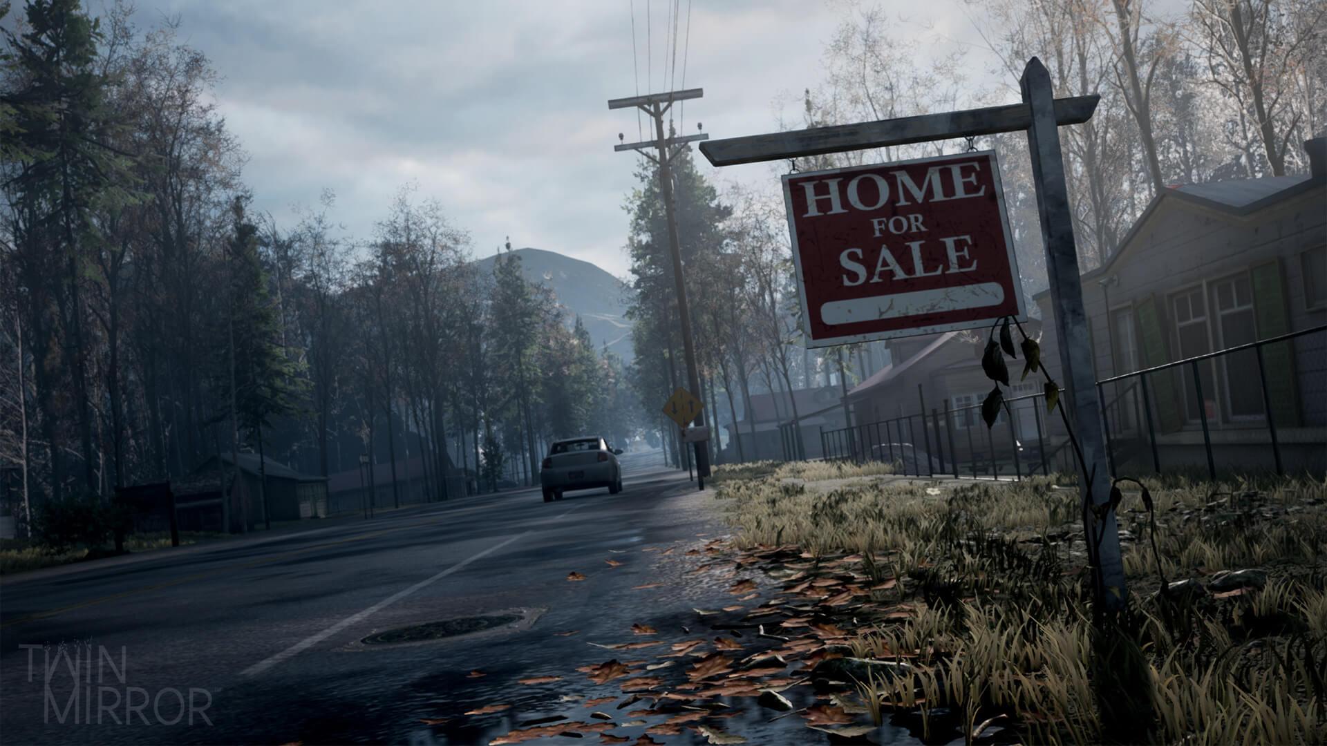 Twin Mirror será exclusivo da Epic Games Store, recebe um ...