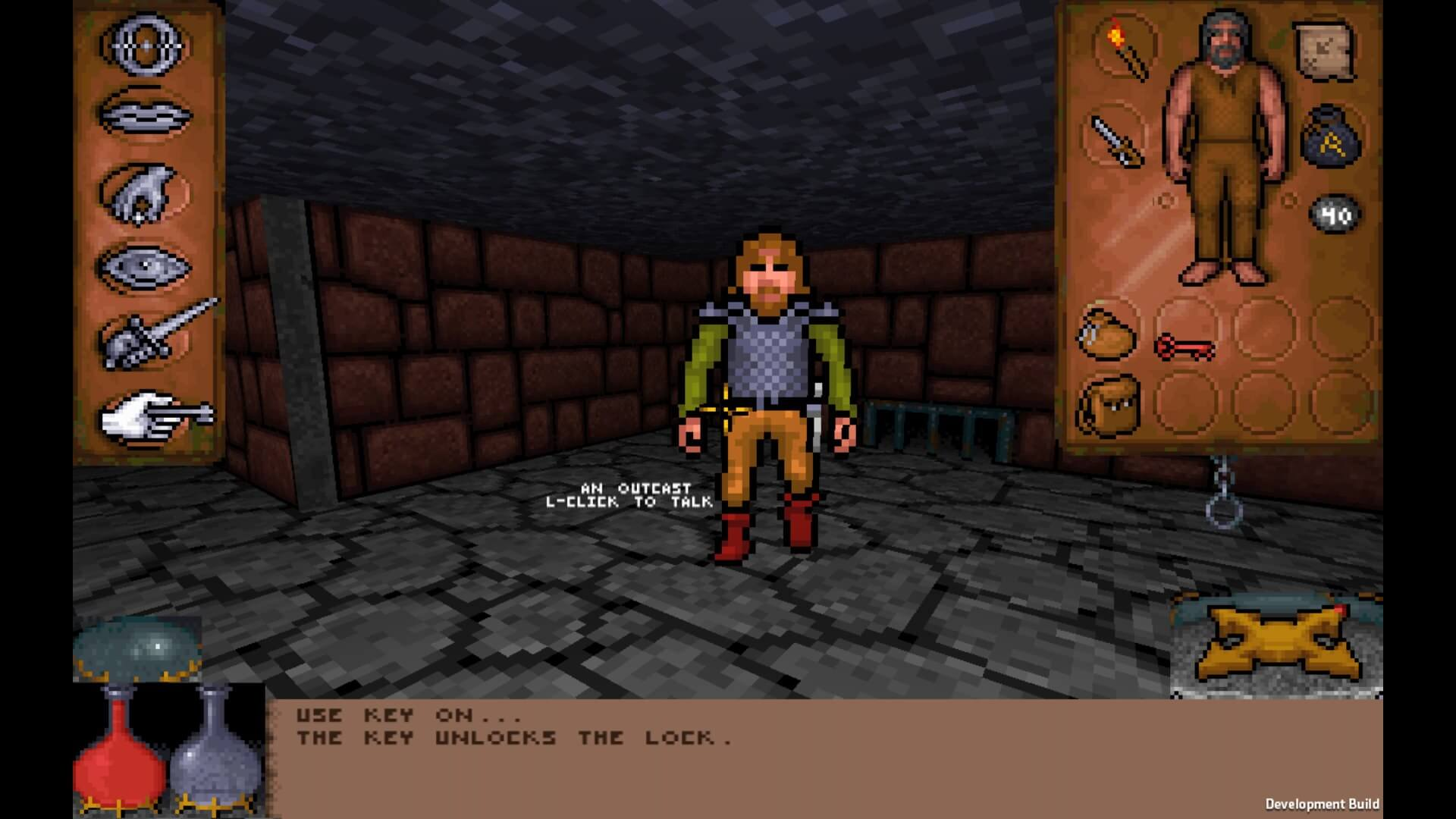 Ultima Underworld has been source ported to Unity Engine, supports high resolutions and mouse look