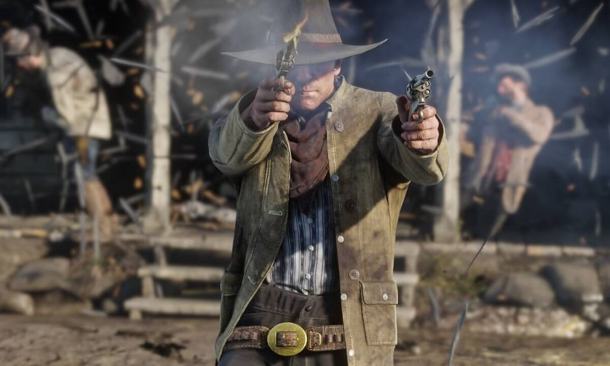Red Dead Redemption 2 is officially coming to the PC on November 5th