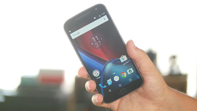 Uma promessa não planejada: Motorola procura o Android Oreo para Moto ...