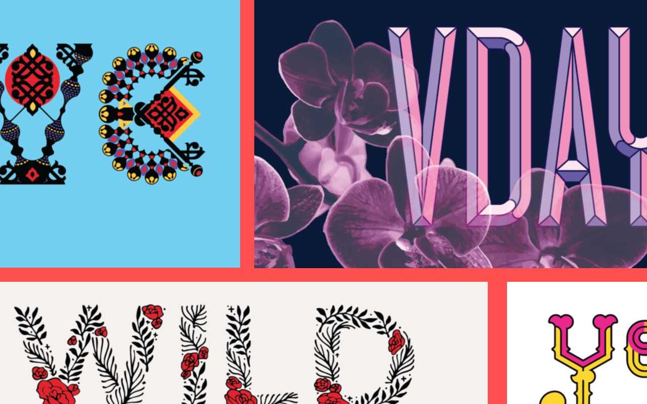 Usuários da Adobe Creative Cloud recebem 'fontes coloridas' gratuitas em fevereiro