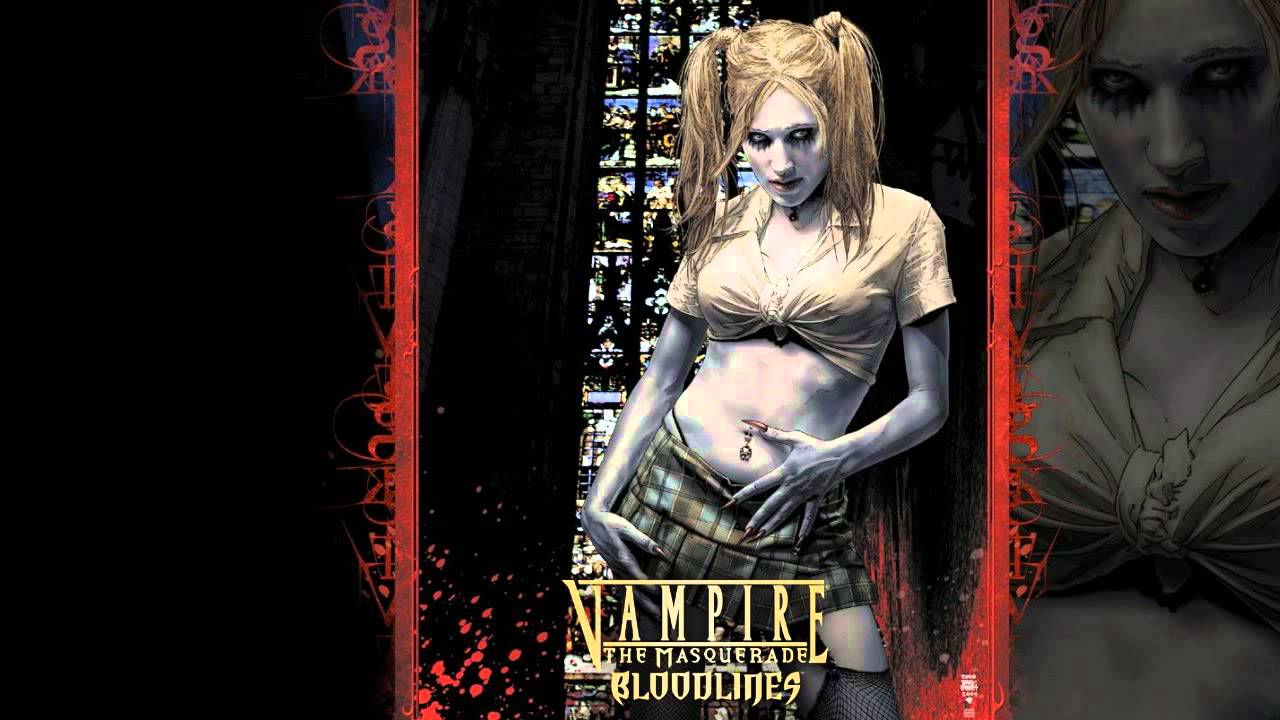 Vampire: The Masquerade – Bloodlines unofficial patch 10.2 final is available for download