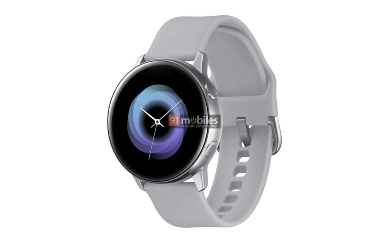 Vazamento de especificações do Galaxy Watch Active deixa uma pergunta sem resposta