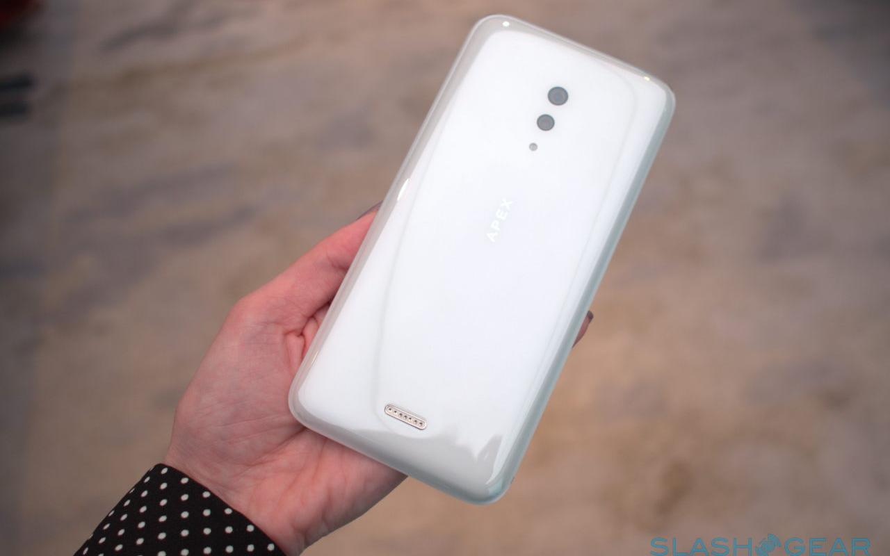 Vivo APEX 2019 concept phone hands-on – A look into Vivo's future devices
