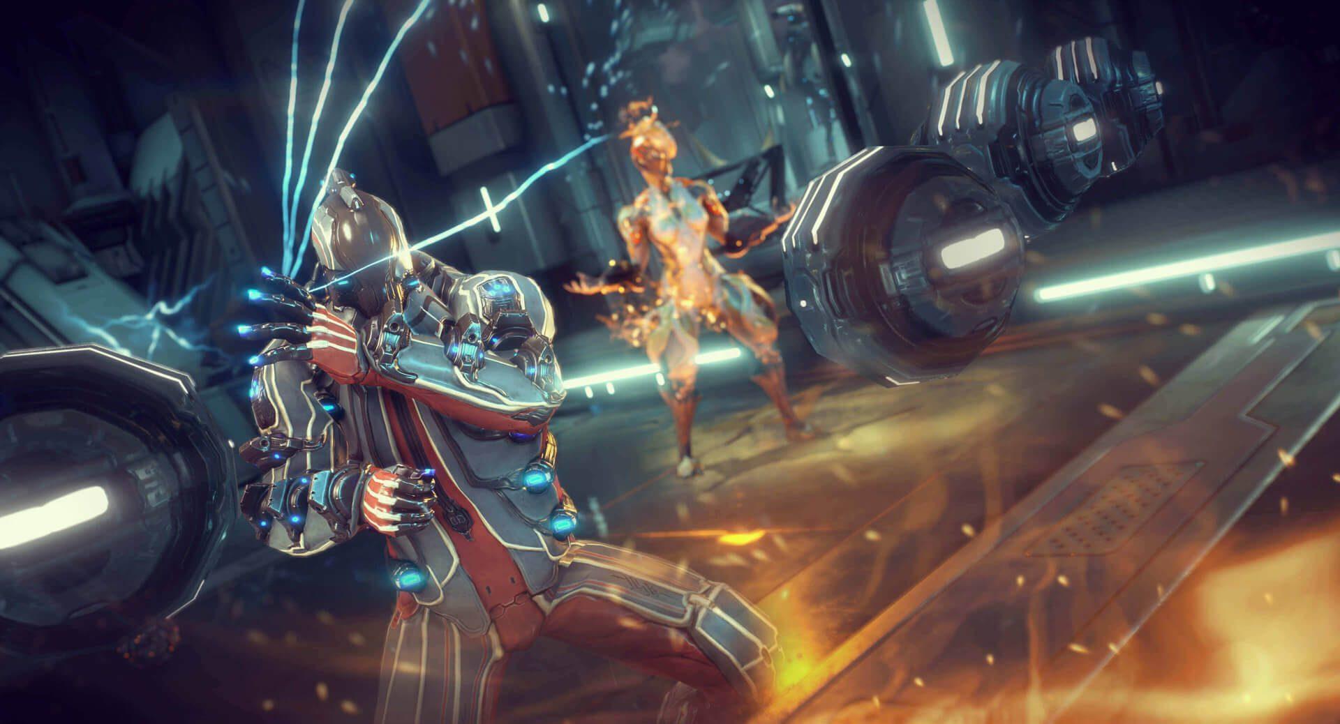 Warframe A atualização Old Blood já está disponível no PC, ...