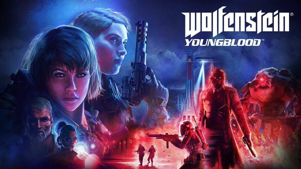 Wolfenstein: Youngblood Trailer de Lançamento Oficial