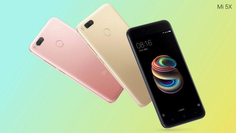 Xiaomi Mi 5X pode ser levado para a Índia como Android One ...