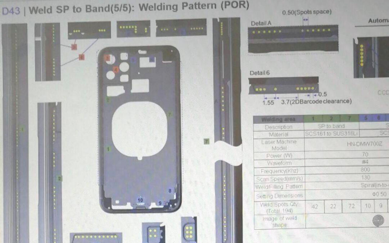 iPhone 11 schematics feed our biggest fear