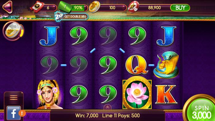 Jogue um jogo, receba recompensas em Las Vegas