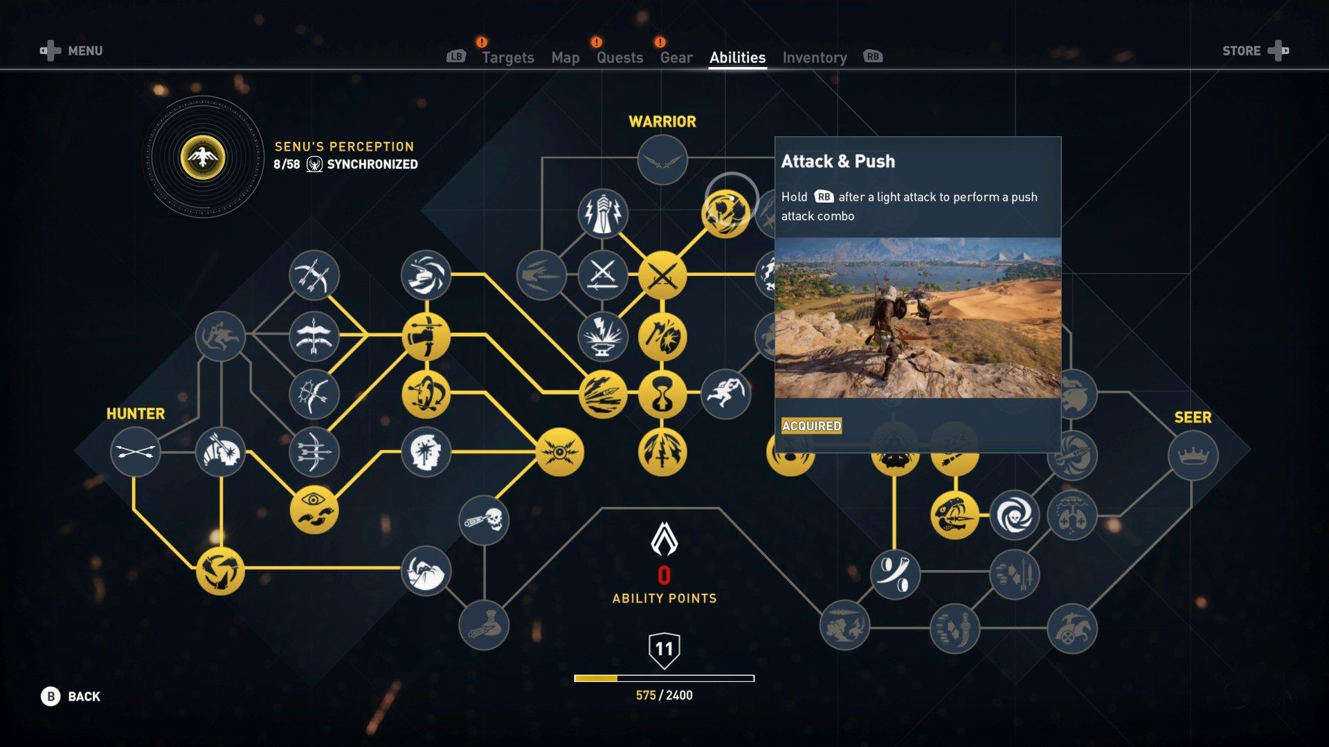 Screenshot de Assassin's Creed Origins