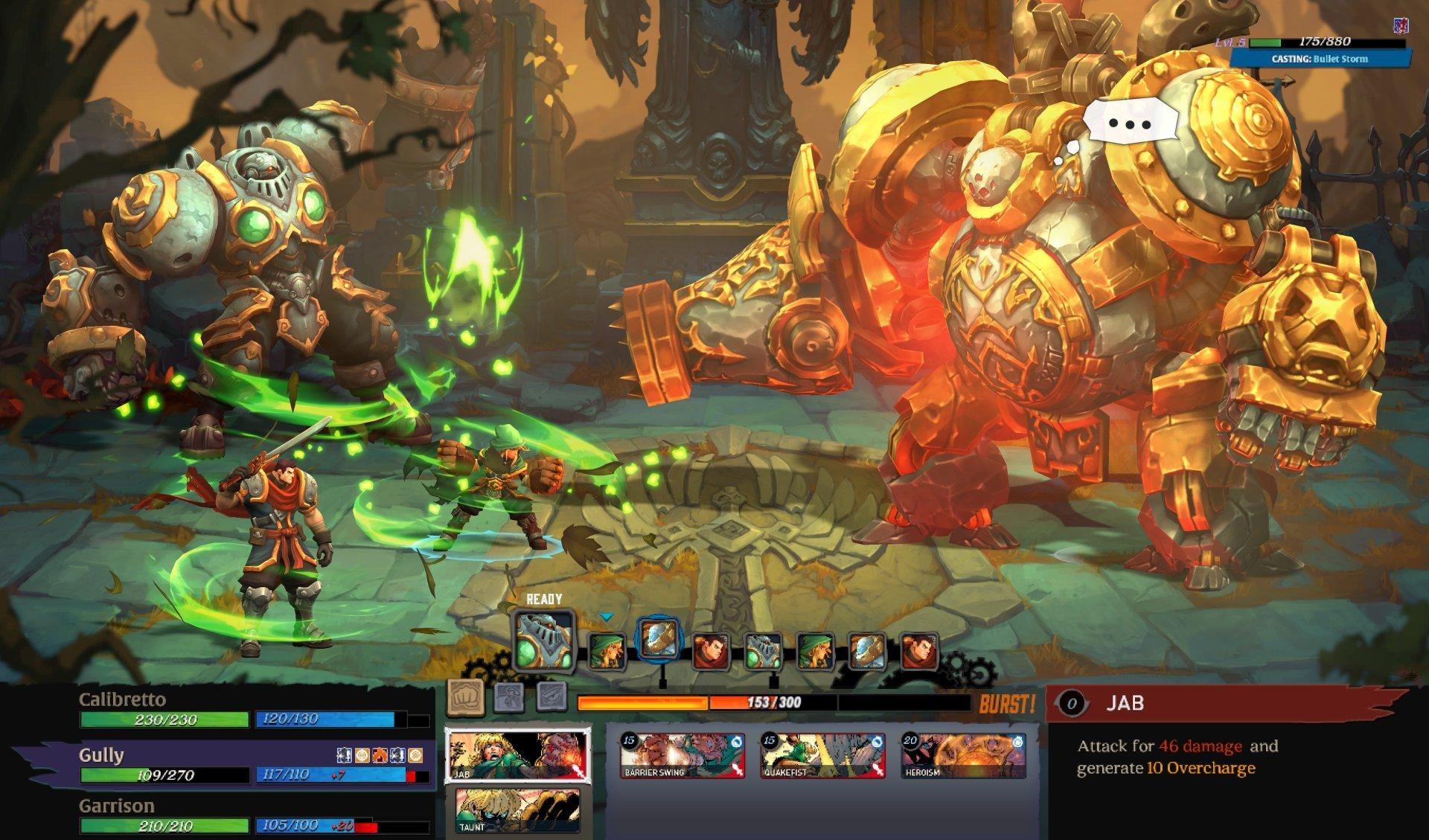 Imagens de Battle Chasers: Nightwar