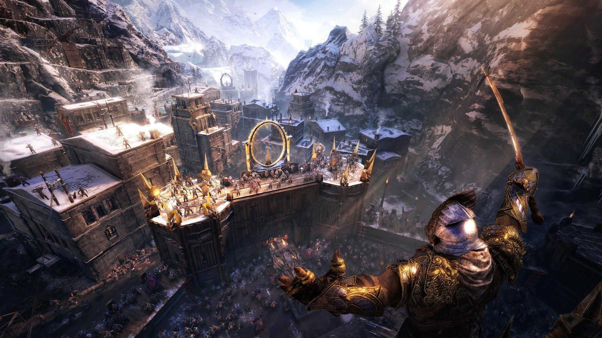Imagem de Middle-earth: Shadow of War