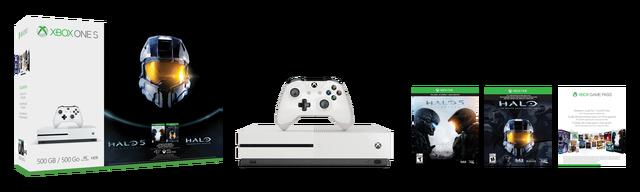 XboxOneS_500GBConsole_Halo_USCAN_Groupshot_RGB