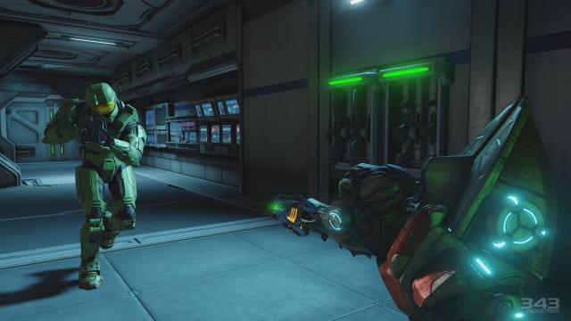 Estação Halo 2 Anniversary Cairo