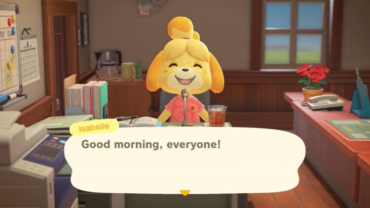 Animal Crossing: Novos Horizontes