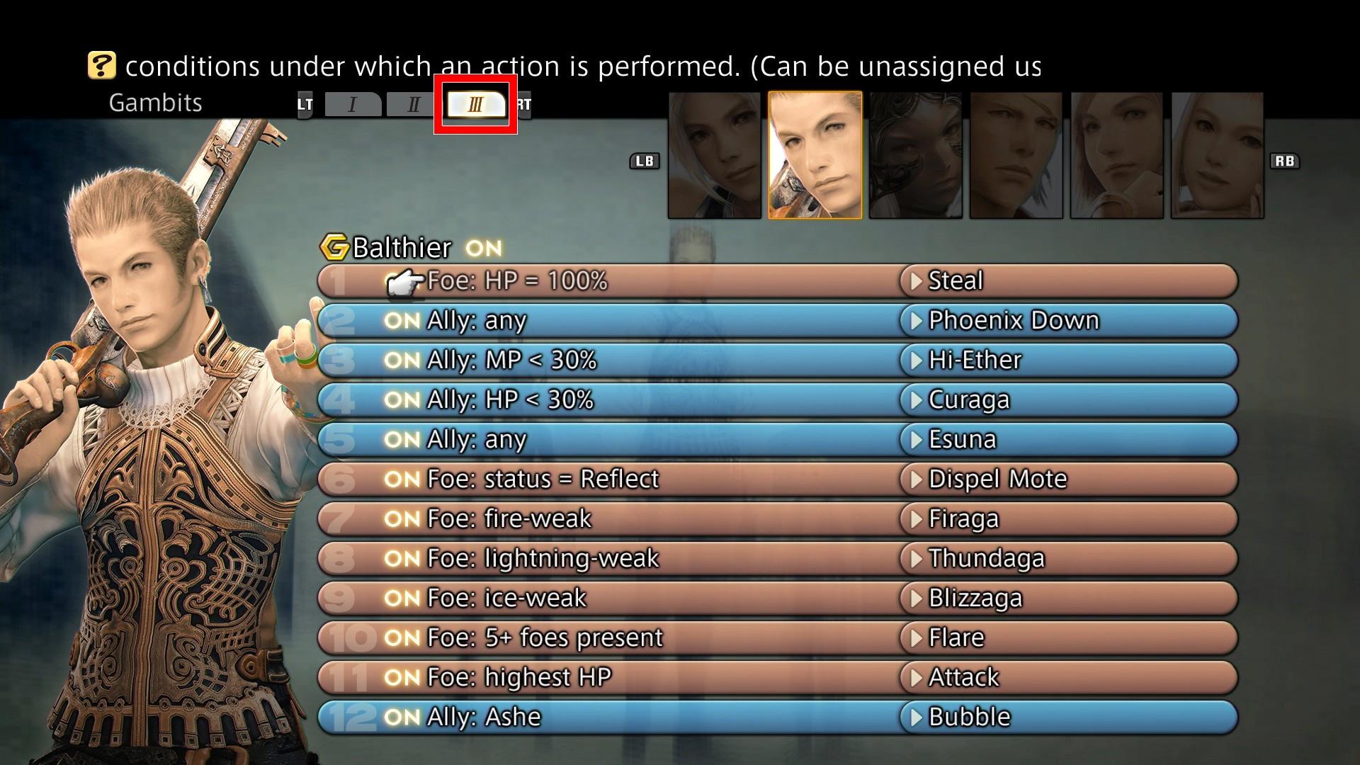 Final Fantasy XII A Era do Zodíaco