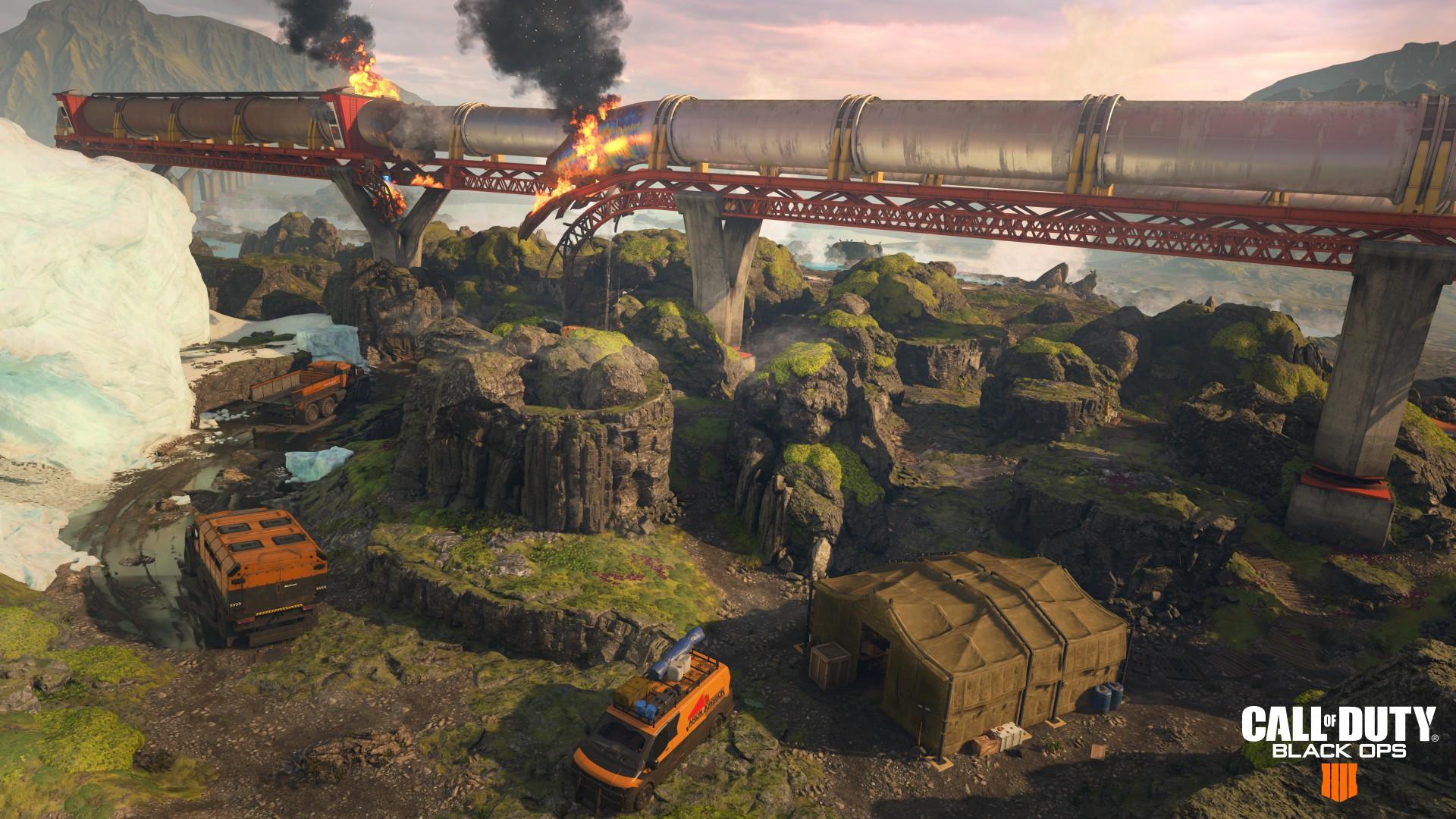 Call of Duty: Black Ops 4 - Operação Spectre Rising