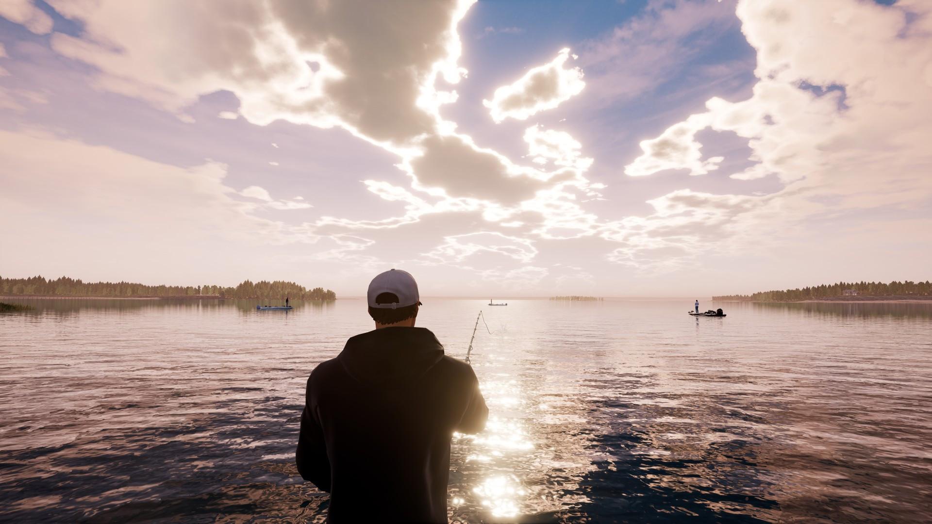 Mundo Sim de Pesca: Pro Tour