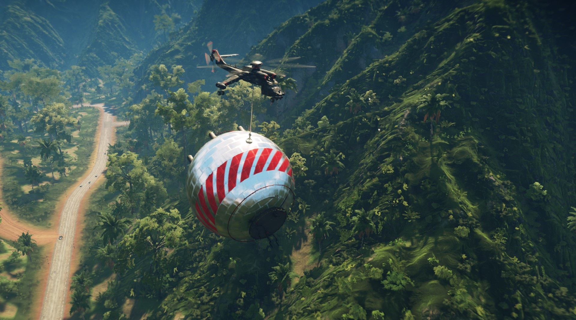 Just Cause 4 Spring Update