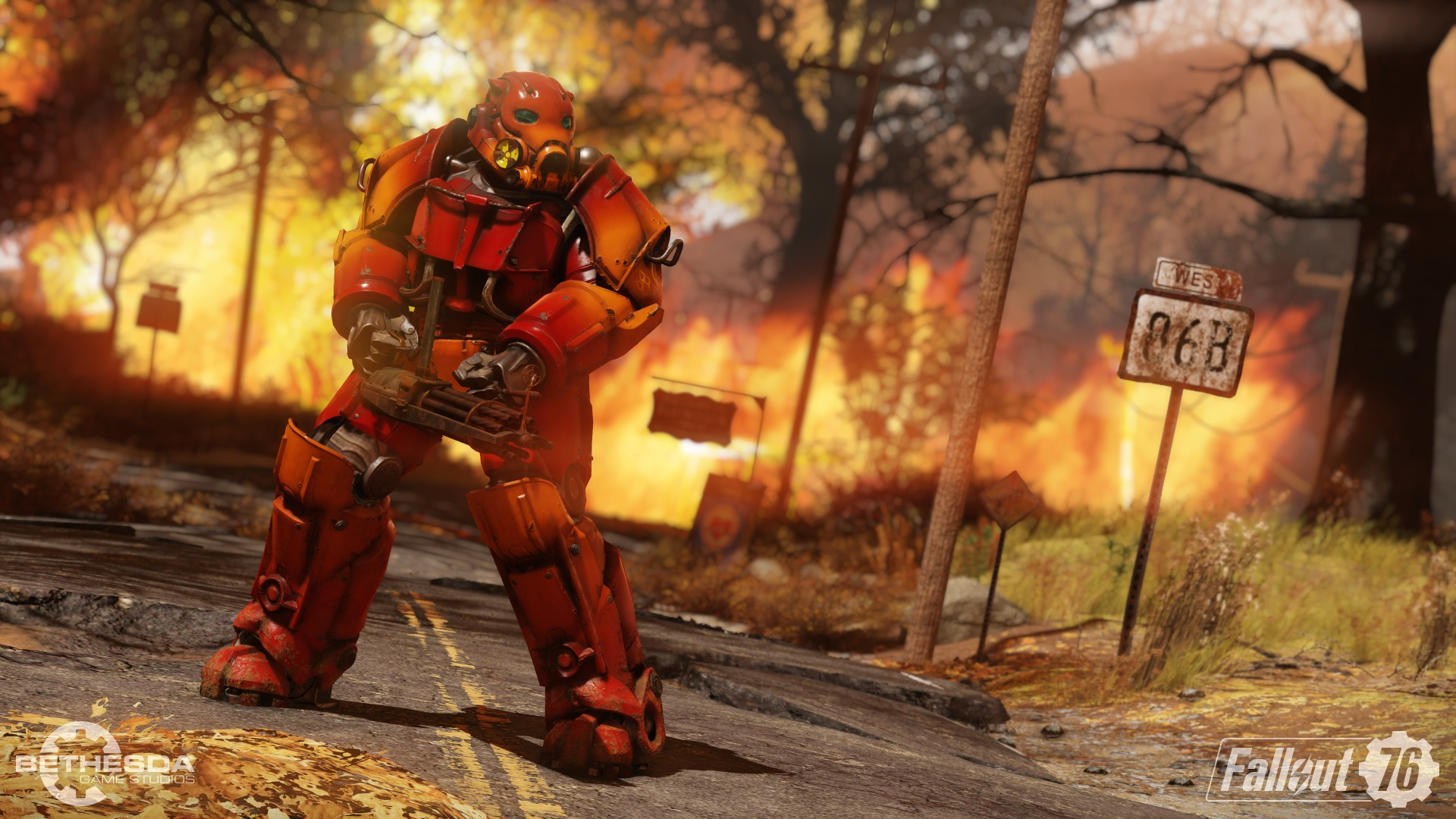 Fallout 76 - Inverno Nuclear