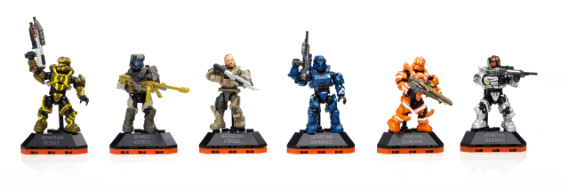 343 Industries e Mattel assinam contrato de licenciamento mestre, introduzem ...