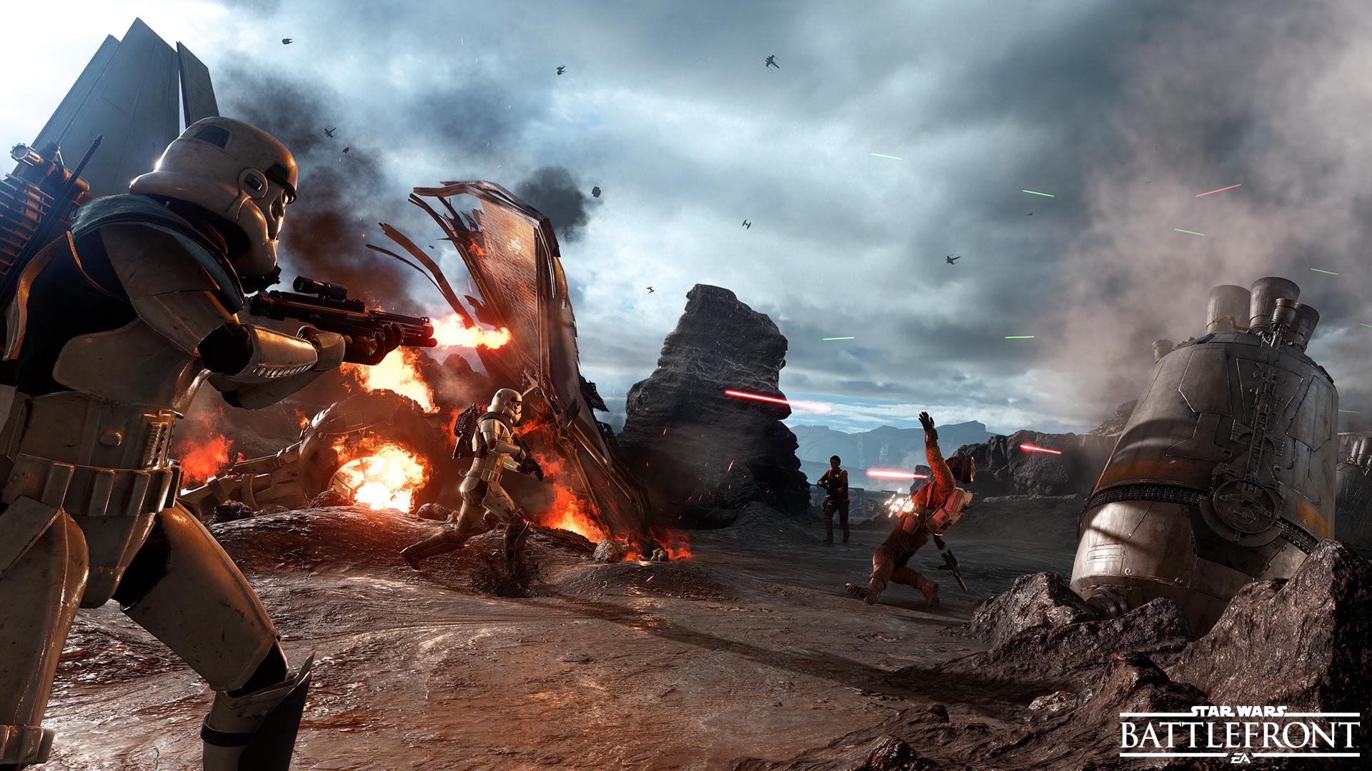 5 razões pelas quais estamos amando Star Wars: Battlefront Beta