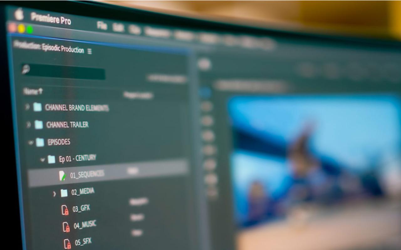 A Adobe Productions chega bem a tempo das equipes remotas do Premiere Pro